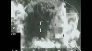 Afghan Air Force Drops First Laser-Guided Bomb