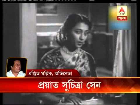 Ranjit Mallick mourns Suchitra Sen's death