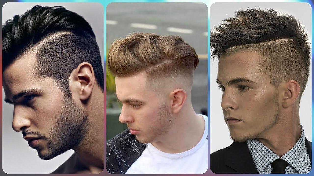 🎮 Top 20 modelli di tagli uomo rasati ai lati 🎮 - YouTube