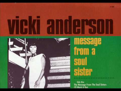 vicky anderson - Mr big stuff