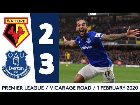 WHAT A COMEBACK! | WATFORD 2-3 EVERTON