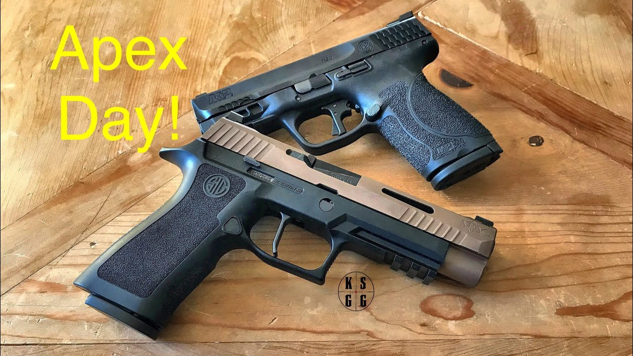 Apex P320 Trigger - Another Awesome Upgrade For Your P320!