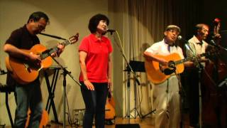 2011年8月27日知立市新地公民館公開練習ライブ http://www.katch.ne.jp/...