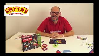Magformers WOW Set Demonstration For Smyths