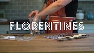 Becws - Florentines Recipe