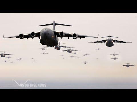 60 Planeloads of U.S. Military Equipment Leave Afghanistan as Drawdown Begins