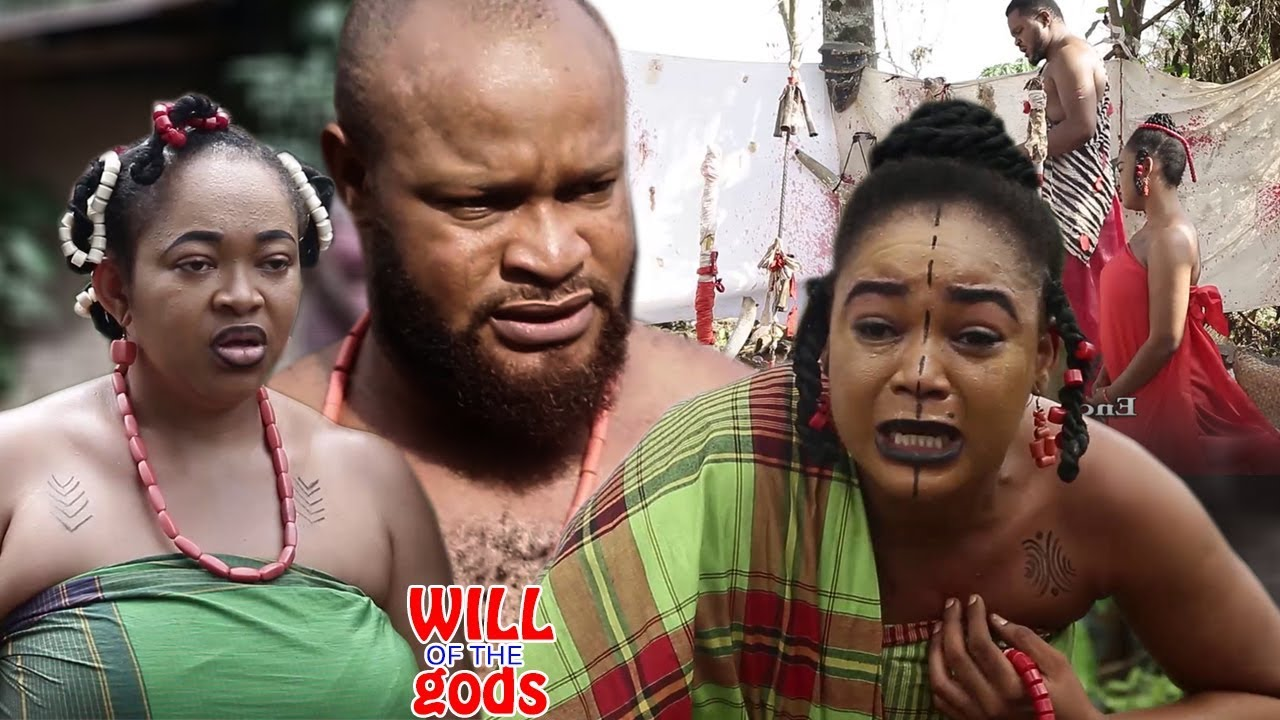 Download Will Of The gods 5$6 - 2018 Latest Nigerian Nollywood Movie New Released Movie  Full Hd