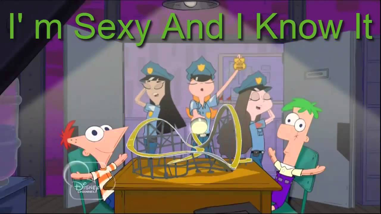 Phineas and ferb isabella sexy