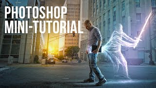 Photoshop Mini-Tutorial: Sword of the Spirit