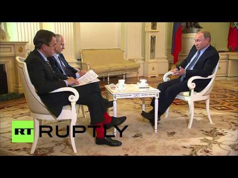 """Russia: Russia attack NATO? Only in an """"insane"""" person's """"dream"""" - Putin"""
