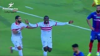 بالفيديو... أهداف مباراة الزمالك وبتروجيت في الدوري المصري