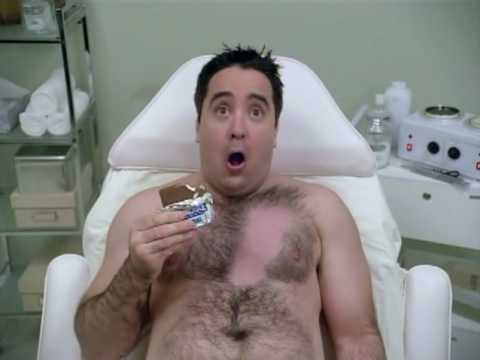 """Klondike Bar """"Hair Removal"""" 