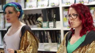 The Lounge Kittens Bring Pop-Punk To The Kerrang! Office