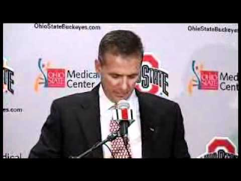 Urban Meyer Now Head Coach At Ohio State - Part 1