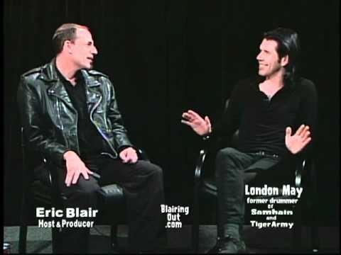 Samhain drummer LONDON MAY talks with Eric Blair about Glenn Danzig 2011