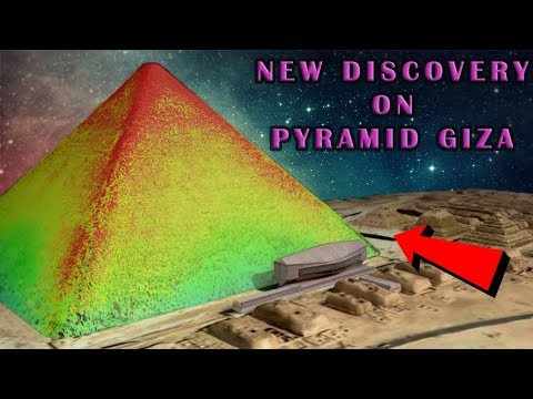 SHOCKING Discovery: Great Pyramid Of Giza Can 'FOCUS Electromagnetic Energy'