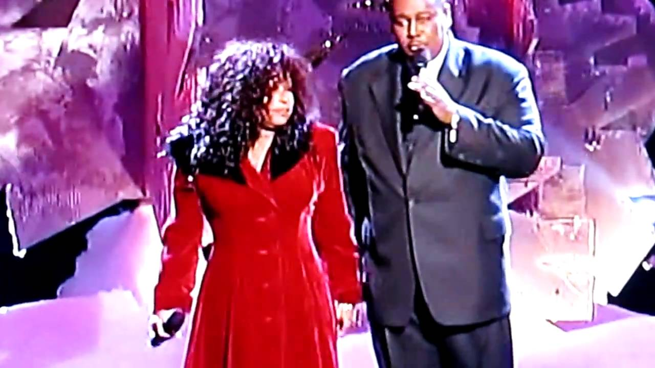 Chaka Khan & Luther Vandross live! Have yourself a merry little ...