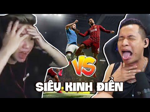 (FIFA Online 4) Trận cầu siêu kinh điển Rambo vs Độ Tày với lối đá Tiki-taka Cao Bằng.
