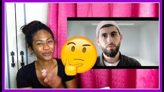 LOVE MARRIAGE & FAIRYTALES | MUSLIM VERSION | SPOKEN WORD| Reaction