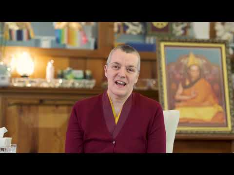 The Mother Center Of Kadampa Buddhism