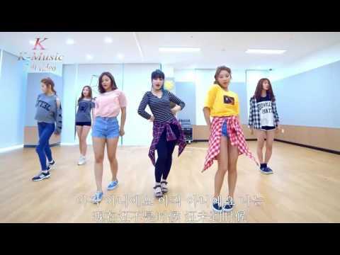 開始線上練舞:No oh oh(練習室舞蹈版)-CLC | 最新上架MV舞蹈影片