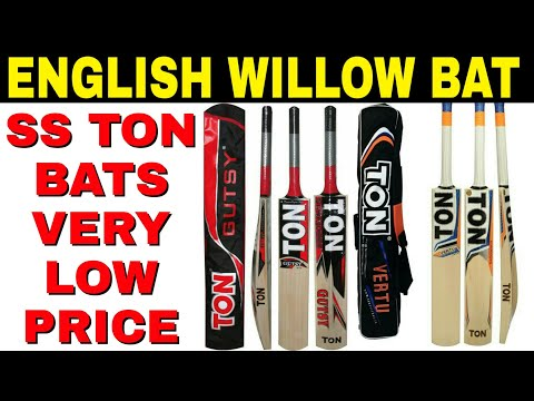 SS TON Cricket Bat : Wholesale price ◆Review ◆Unboxing ◆Cheap Price ◆Sports Market ◆Meerut