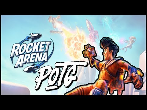 The Sky is the limit 🌤️- Rocket Arena POTG