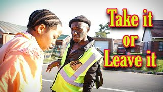 Download Leon Gumede Comedy - Sbongile noMdu - Cilo is back (LEON GUMEDE)