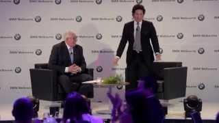 BMW Melbourne: Sachin Tendulkar Interview - On Facing Chirs Cairns