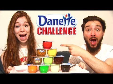 DANETTE CHALLENGE en Couple  David Lafarge VS MissJirachi