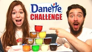 DANETTE CHALLENGE en Couple ! David Lafarge VS MissJirachi !