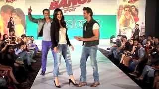 Hrithik Roshan Katrina Kaif At Bang Bang Pantaloons Collection Launch  Sec: Parties and events