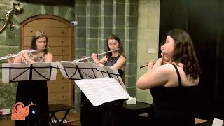 Dolce Flutes: Libertango, Astor Piazolla