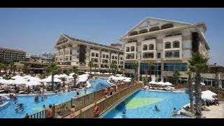 Отель CRYSTAL PALACE 5* (Сиде) самый честный обзор от ht.kz