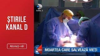 Stirile Kanal D 16.04.2019   Moartea Care Salveaza Vieti  Editie De Seara