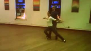 The Chicago Pro Team Salsa by Ruth Diaz-Choreography part 3 ( partner work)