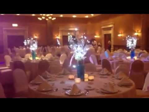 Led Light Centerpieces Youtube