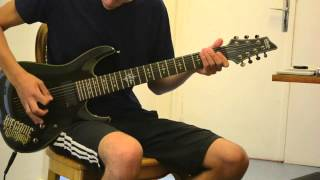 Asking Alexandria - Until The End ( Guitar Cover )