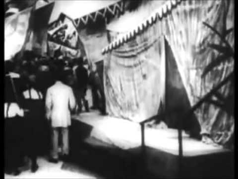 Cine Expresionista Alemán.