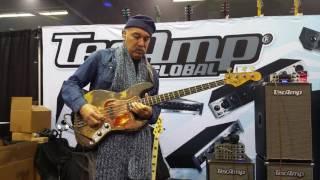 Bobby Vega NAMM 2016