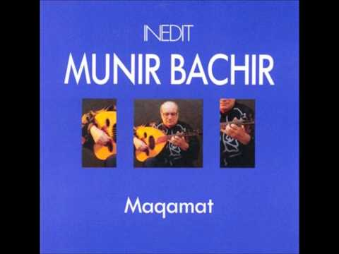 Munir Bachir. Maqamat. Llaüt iraquià. Música sufi.