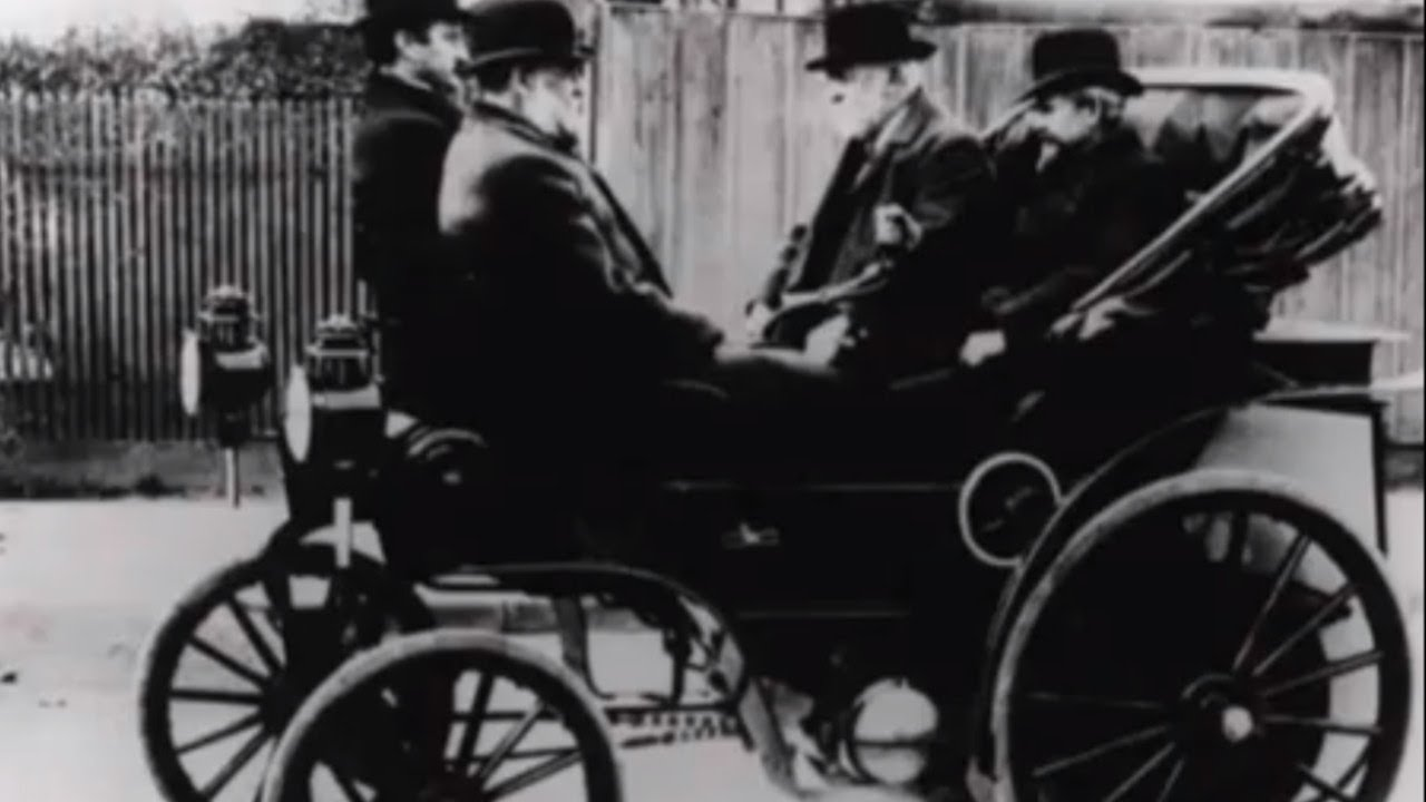 Gottlieb Daimler│automobile inventor - YouTube