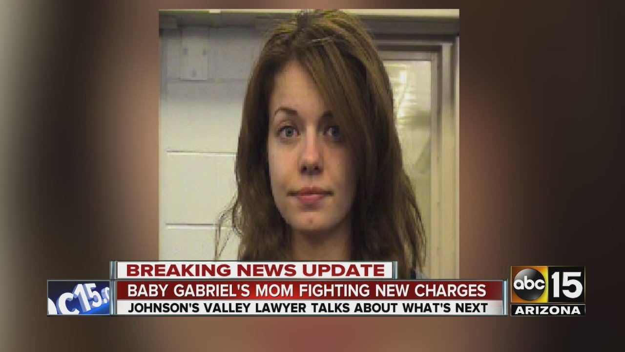 Baby Gabriel's mom facing new charges