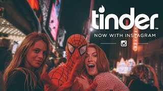 Tinder: Now with Instagram! | Product Release | Tinder