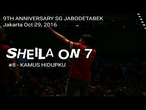SHEILA ON 7 - KAMUS HIDUPKU | To9ether As Maroon Family