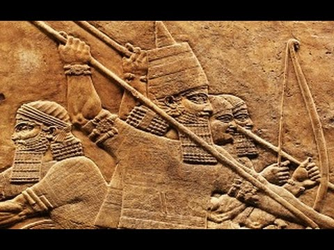 MILITARY HISTORY : Ancient Assyria and Ancient Macedonia