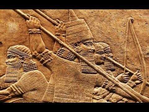 MILITARY HISTORY : Ancient Assyria and Ancient Macedonia