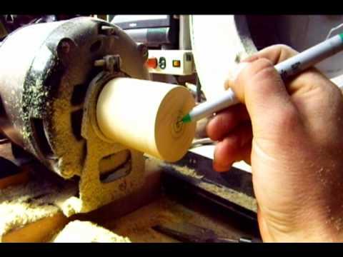 Homemade Wood Lathe ( a good start! )