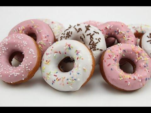 Doughnuts (Hefe-Donuts) *neue Version*