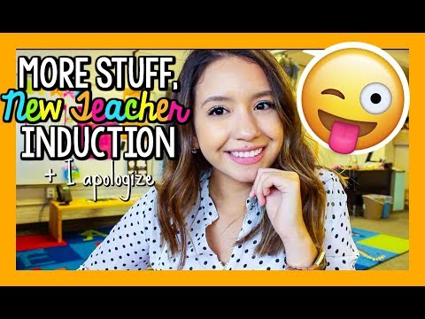 MORE Stuff?! + I Apologize | Teacher Vlog Ep. 7